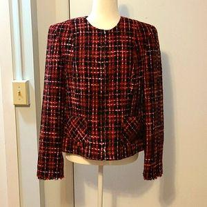 Apt 9 tweed jacket